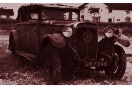 1931 Whitlock 20/70 Model A and Model B