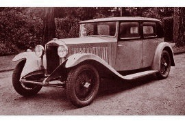 1932 Invicta 12HP, 30HP and 30HP Sports