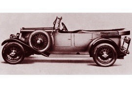 1932 Lea-Francis 1½-Litre Hyper-Sports Four-seater Tourer