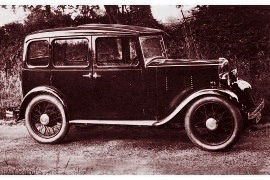 1932 Standard Little Nine Special Saloon