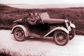 1932 Triumph Super Seven Two-door