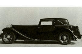 1933 SS I and SS II
