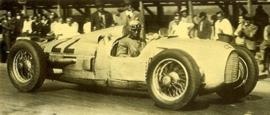 1934 Auto Union GP Racer