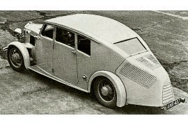 1934 Crossley Streamline