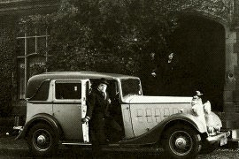 1934 Humber Four-light Saloon