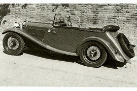 1934 Lagonda Rapier Four-seater Tourer