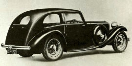1935 SS I Airline Saloon
