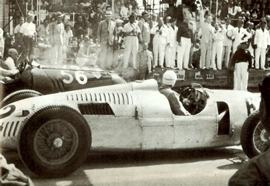 1936 Auto Union Type C Racer