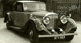 1936 Bentley 3½-Litre Open Tourer, Four Door Saloon, Drophead Coupe