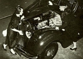 1936 Humber Eighteen