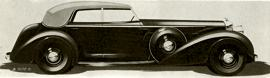 1937 Bentley 4¼-liter Phaeton