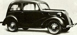 1937 Ford Eight Model 7Y
