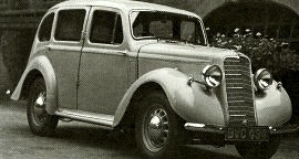 1937 Hillman Minx Magnificent
