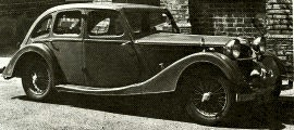 1937 Riley 15 HP