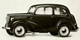 1940 Ford Anglia 8 HP Model E04A