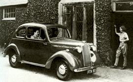 1940 Vauxhall Ten Series H
