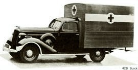 1941 Park Ward Ambulance on Buick Chassis