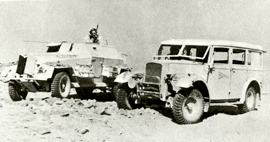 1941 Humber Heavy Utility and Light Reconnaissance Car