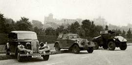 "1941 Humber ""Soft Skin"" Military Vehicles"