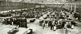 1941 Rootes Airframe Factory, Speke, Liverpool