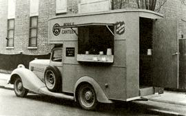 1941 Wolseley Mobile Canteen