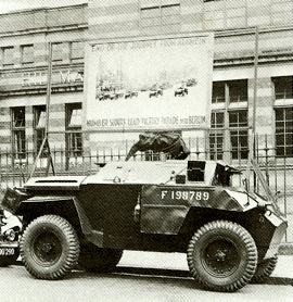 1942 Humber Scout Car