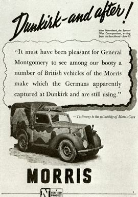 1944 Morris 10 HP Light Utility