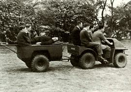 1944 Standard JAB Mk II (Jungle Airborne Buggy)