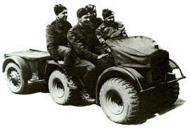 1944 Standard JAB (Jungle Airborne Buggy)