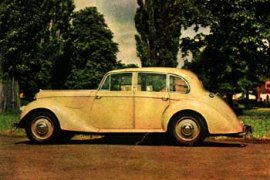 1945 Armstrong Siddeley Lancaster