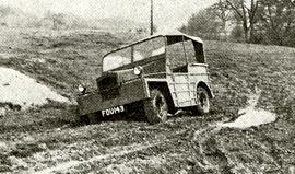 1945 Standard FGPV (Farmers' General Purpose Vehicle)