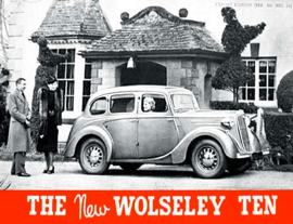 1946 Wolseley Ten