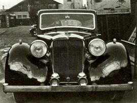 1946 Alvis Fourteen TA 14 Saloon
