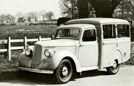 1946 Hillman Minx Estate / Van
