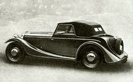 1946 Morgan 4/4 Drophead Coupe