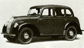 1946 Morris Eight Series E and Ten