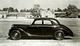 1946 Riley 15 HP
