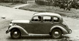 1946 Standard Fourteen Saloon