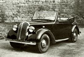 1946 Standard Twelve Drophead Coupe