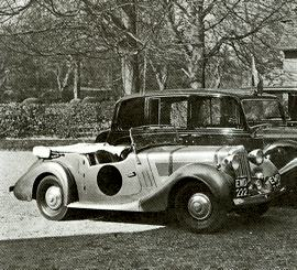 1946 Sunbeam-Talbot 2-liter Sports Tourer