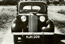 1946 Vauxhall Fourteen