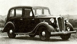 1946 Wolseley Twelve