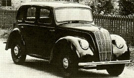 1947 Morris Eight Series E