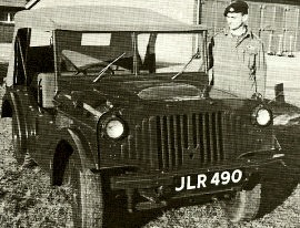 1947 Nuffield Gutty and Nuffield Mudlark