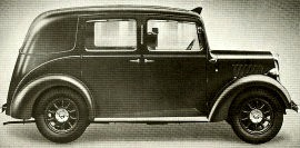 1947 Nuffield Oxford Taxicab