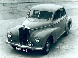 1949 Wolseley 4/50 Saloon