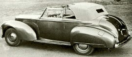 1949 Humber Super Snipe Mark II Drophead Coupe