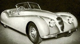 1949 Jaguar XK120 Super Sports