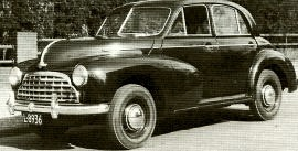 1949 Morris Oxford Series MO