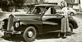1949 Wolseley Four-Fifty and Six-Eighty